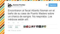 Periodista que dio primicia sobre Nisman viajó a Israel