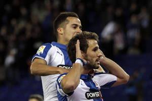 Stuani, el uruguayo más goleador