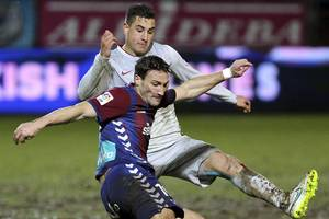 Atlético Madrid ganó 3-1 a Eibar