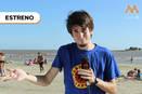 Martín De Benedetti reflexiona sobre qué hacer en las vacaciones para divertirse, y en esta ocasión visita la playa Malvín.