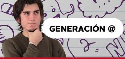 Generación @