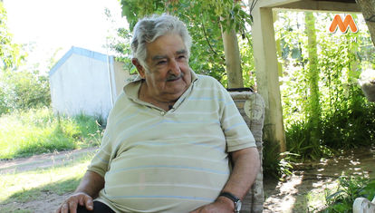 VIDEO ENTREVISTA:  Pepe Mujica