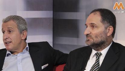 VIDEO ENTREVISTA: Juan Pedro Damiani y Walter Pereyra