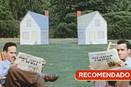 Este cortometraje de Norman Mclaren, titulado ''Vecinos'', es uno de los mejores cortometrajes de la historia.