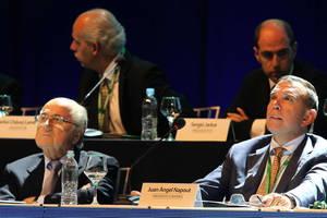 Conmebol: Napout presidente