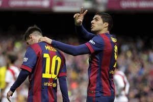 Suárez habló de la sanción de FIFA