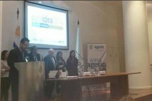 Agesic entregó los premios Dateidea 2014