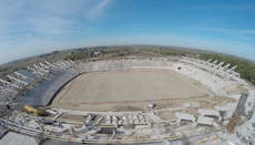Tres personas acusadas de robar materiales del estadio de Peñarol