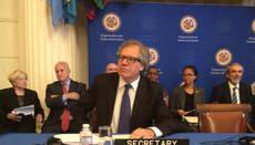 Almagro asumió en la OEA