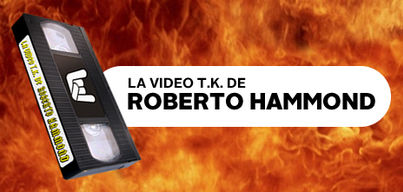 La video T.K. de Roberto Hammond