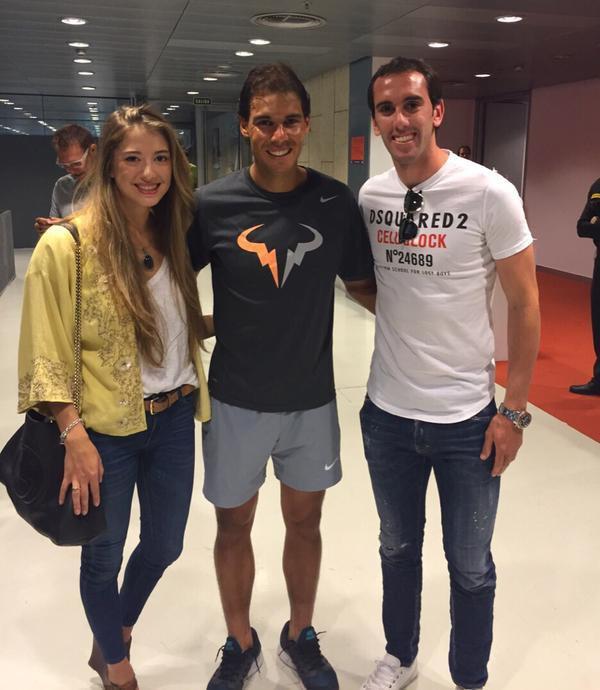 ¿Cuánto mide Rafa Nadal? - Real height 500949