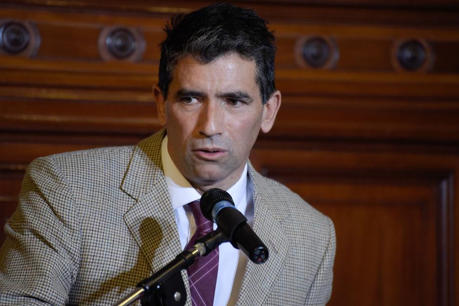 Uruguay: Sendic respaldó al gobierno por Venezuela