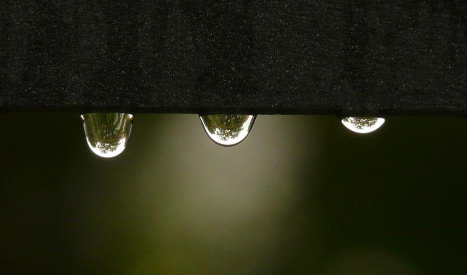 En alerta naranja cuatro departamentos de Uruguay por lluvias