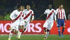 Copa América: Perú 2 - Paraguay 0