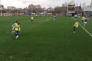 Amistoso: Nacional 4- Boca Juniors 0