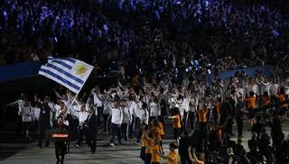 Cuatro deportistas celestes parten como candidatos para ser el abanderado en Río 2016