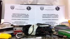 Tres brasileños fueron procesados por clonar tarjetas de crédito en nuestro país