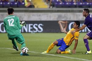 Gol de Suárez en Barcelona