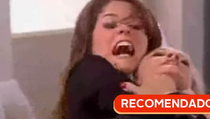 RECOMENDADO: Pelea de telenovelas