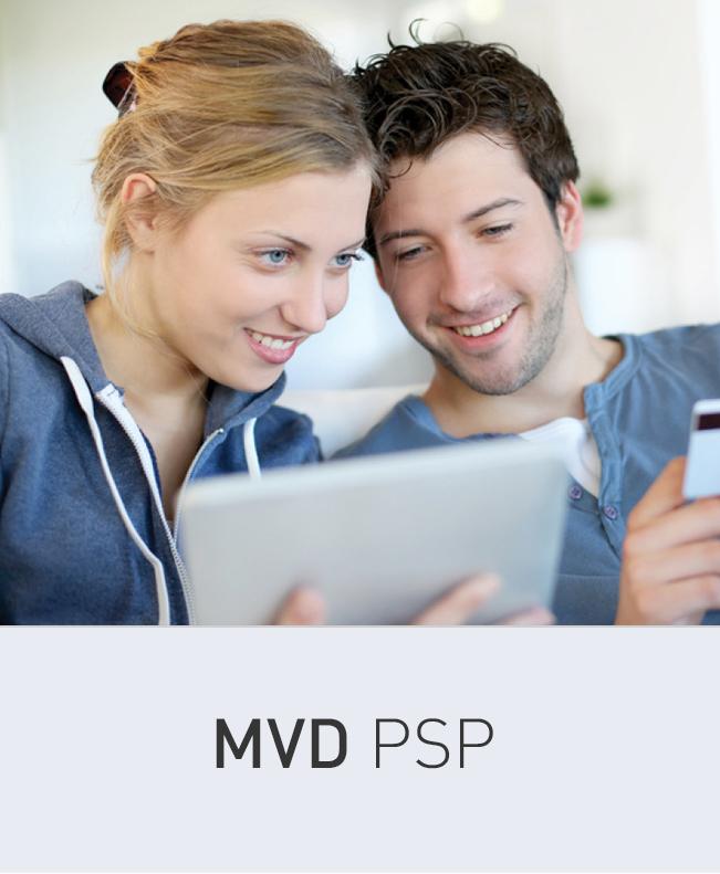 imagen del contenido MVD PSP