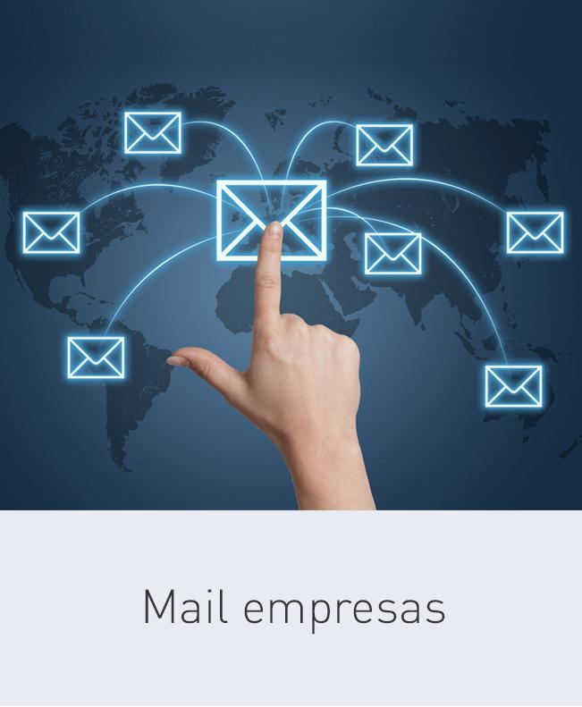 imagen del contenido Mail empresas
