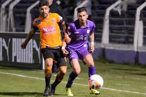 Sud América ganó 2-1 en su visita a Defensor Sporting por el Apertura