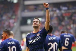 Gastón Pererio elegido el jugador joven de la semana por la UEFA