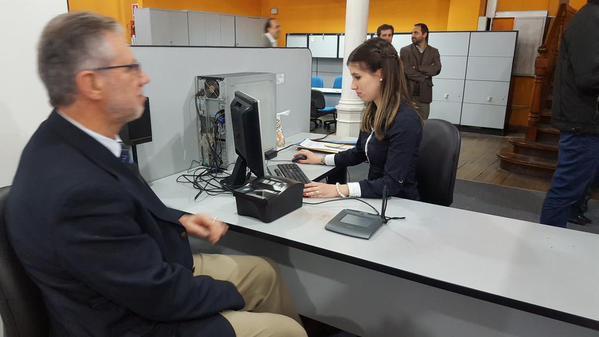 Ministerio del interior lanz nuevo pasaporte electr nico for Ministerio del interior ultimas noticias