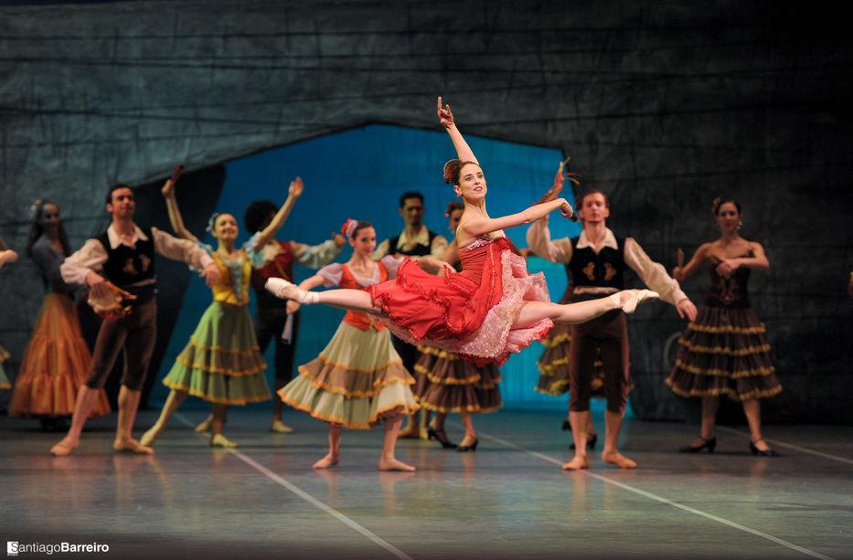 Con Riccetto, el ballet nacional hizo historia