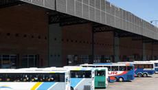 Este jueves no habrá transporte interdepartamental