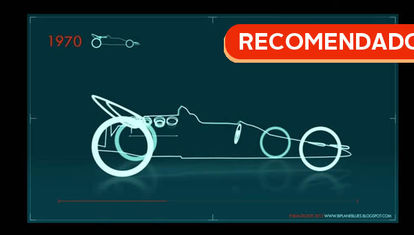 RECOMENDADO: Evolución de la F1