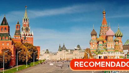 RECOMENDADO: Moscú a las apuradas
