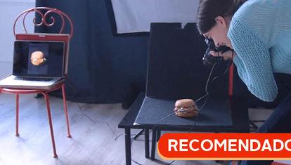 RECOMENDADO: Comer con el lente