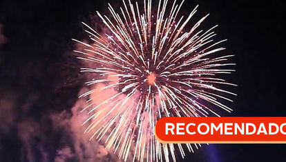 RECOMENDADO: Fuegos artificiales
