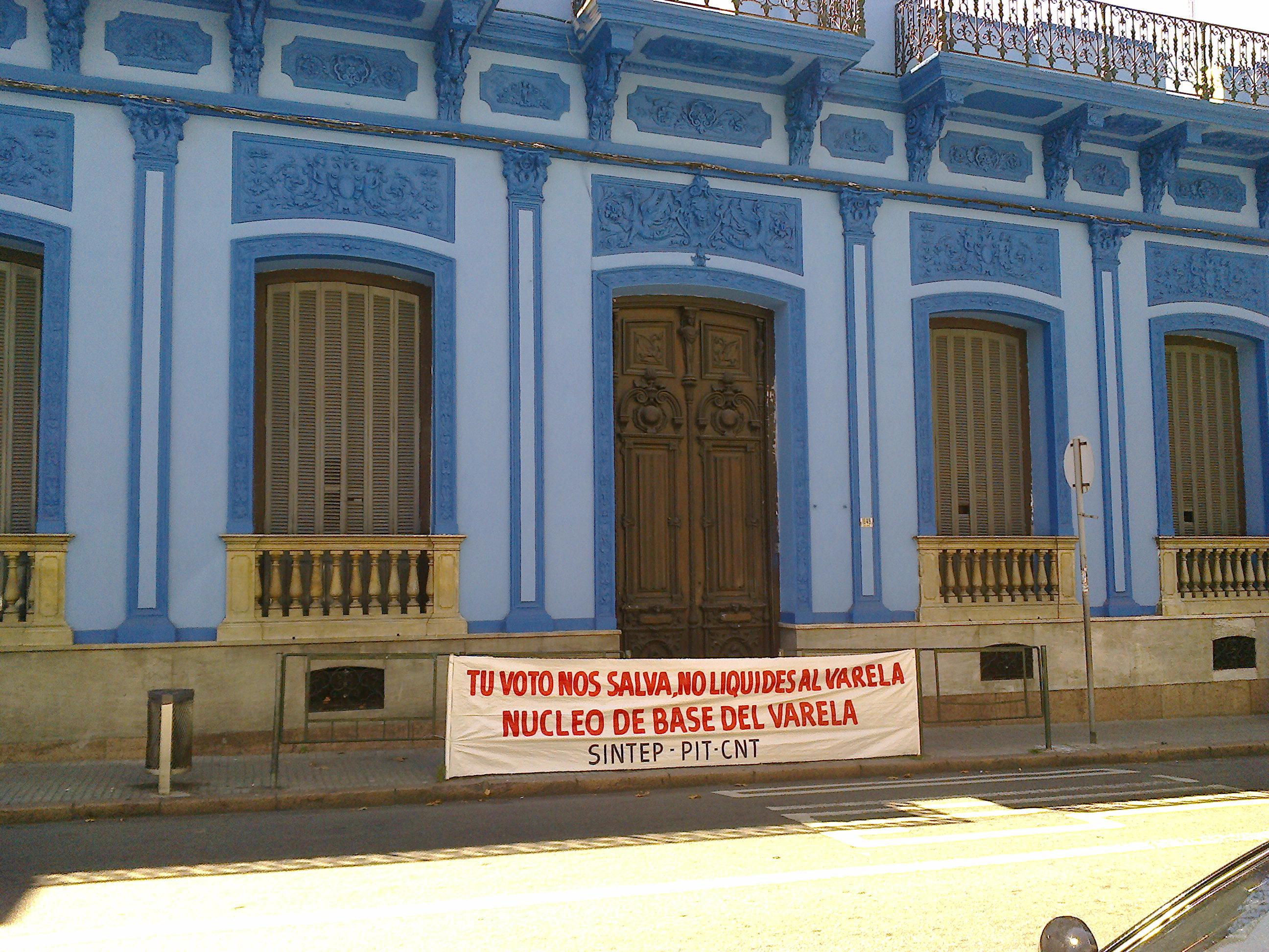 Trabajadores del Colegio José Pedro Varela pararán mientras no ... - Montevideo Portal