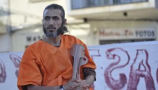 Jihad Diyab llegará a nuestro país en las próximas horas