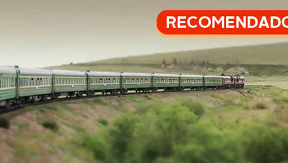 RECOMENDADO: Tren transmongoliano