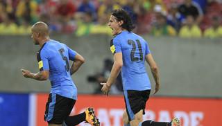Uruguay con equipo confirmado para enfrentar a Trinidad y Tobago
