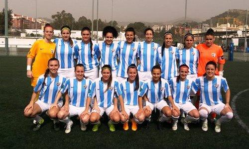 6 goles Yamila Badell y Pamela González en el Málaga
