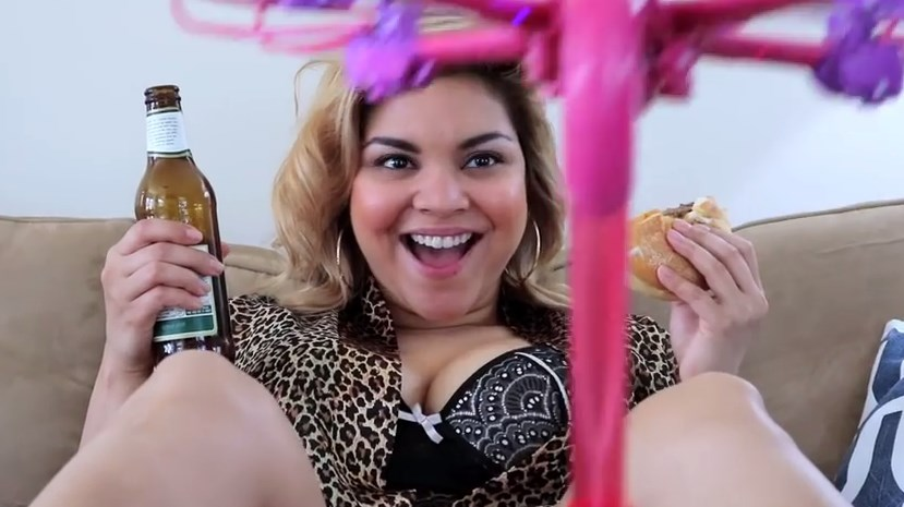 Pics of women using dildos
