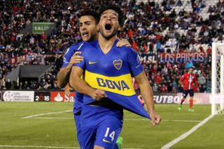 Libertadores: anotó Lodeiro en el 2-1 de Boca en su visita a Cerro Porteño