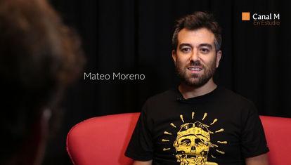 EN ESTUDIO: Mateo Moreno