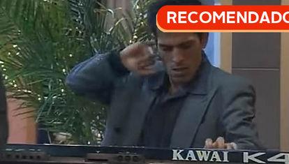 RECOMENDADO: El tecladista loco