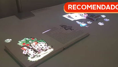 RECOMENDADO: Mesa interactiva