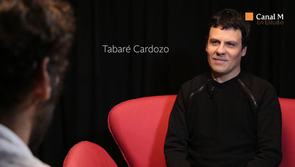 EN ESTUDIO: Tabaré Cardozo