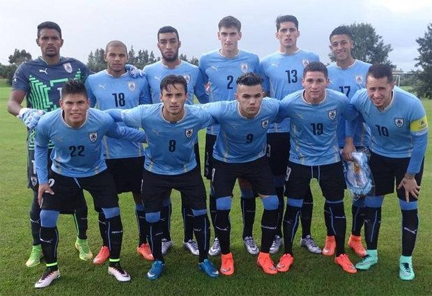 Nicolás Pintado a la selección sub 20