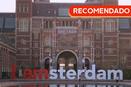 Sin contar una historia ni utilizar grandes trucos de cámara, visitamos Ámsterdam en un minuto y medio.