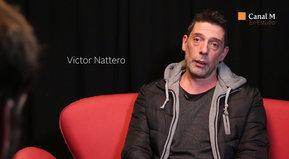EN ESTUDIO: Víctor Nattero