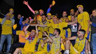 LUB: Hebraica Macabi campeón tras aplastar a Defensor Sp. 97-72 en la sexta final