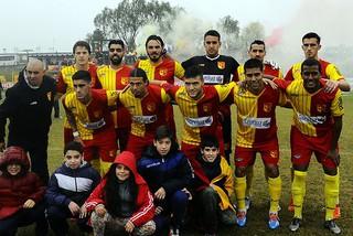 Segunda: Villa Española derrotó 1-0 a Cerro Largo y consiguió el ascenso